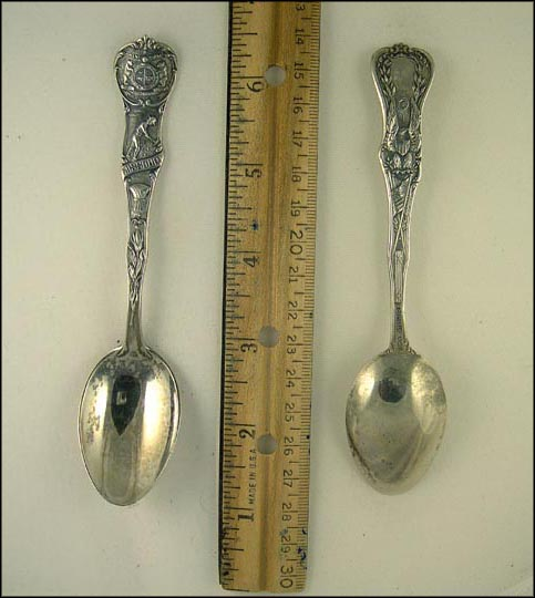 Missouri State Seal Souvenir Spoon