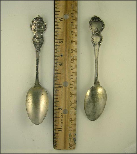 State Seal Souvenir Spoon