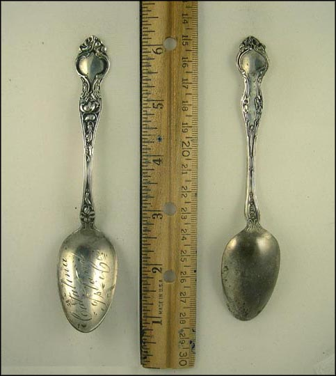 Catalina Island Souvenir Spoon