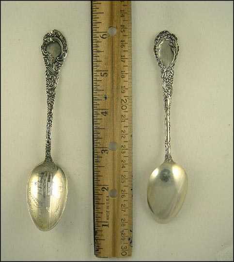 Cliff House, San Francisco, California Souvenir Spoon