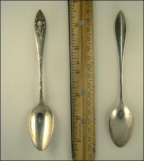 Washington Souvenir Spoon
