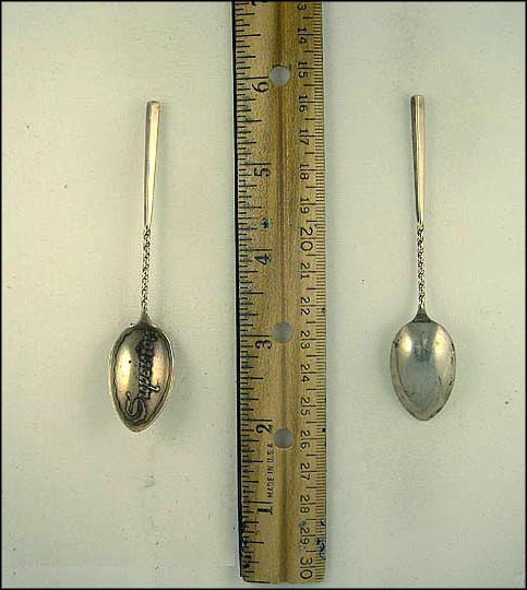 Superior Souvenir Spoon