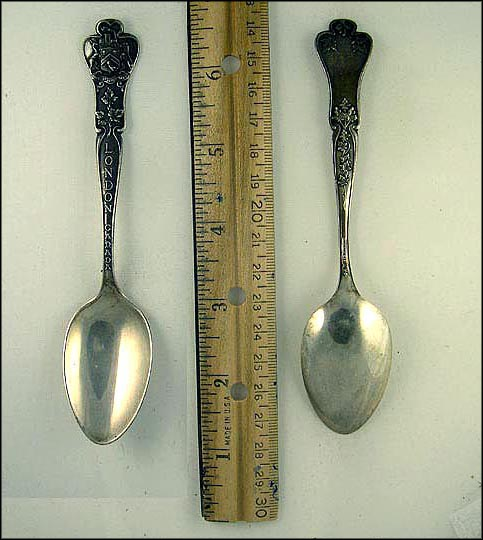 Seal Souvenir Spoon