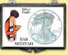 Snaplock - Bar Mitzvah Silver Eagle MAIN