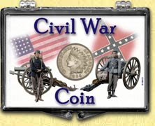 Snaplock - Civil War Coin - Soldiers MAIN