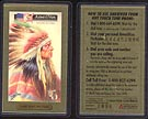 Chief John Big Tree by Gregory Perillo; 1 g 999.9 Gold THUMBNAIL