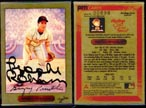 Brooks Robinson by Gregory Perillo - signed by Robinson and Perillo' Art Bar.