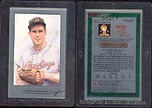 Brooks Robinson by Gregory Perillo; 1 g 999.5 Platinum