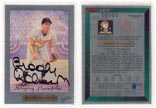 Brooks Robinson by Gregory Perillo - signed by Robinson and Perillo; 1 oz 999.5 Platinum