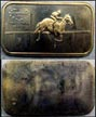 Secretariat' Art Bar by Colonial Mint. THUMBNAIL