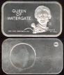 Martha Mitchell, Queen of Watergate' Art Bar by Colonial Mint.