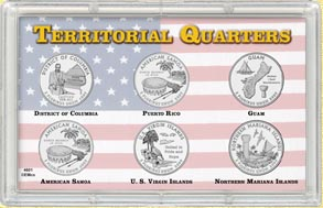 2009 Territorial Quarter Set