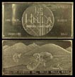 Hecla Mining Co, Wallace, ID 1970' Art Bar by Foster Company. THUMBNAIL