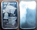 American Independence - 200 Years' Art Bar by Don Adams Company. THUMBNAIL