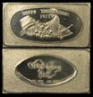 Happy Thanksgiving 1973' Art Bar by Great Lakes Mint. THUMBNAIL