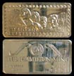 Mt. Rushmore' Art Bar by Hamilton Mint. THUMBNAIL