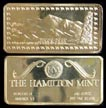 Pike's Peak' Art Bar by Hamilton Mint.