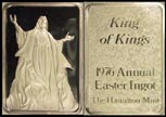King Of Kings' Art Bar by Hamilton Mint.