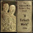 Father's World' Art Bar by Hamilton Mint. THUMBNAIL