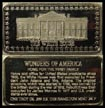 White House' Art Bar by Hamilton Mint. THUMBNAIL