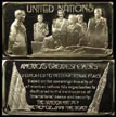 United Nations' Art Bar by Hamilton Mint. THUMBNAIL