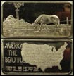 Great Plains' Art Bar by Hamilton Mint. THUMBNAIL