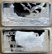 Cape Cod' Art Bar by Hamilton Mint. THUMBNAIL