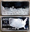 Blossom of the Grand Canyon' Art Bar by Hamilton Mint. THUMBNAIL