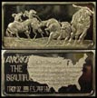 Cattle Ranch' Art Bar by Hamilton Mint. THUMBNAIL