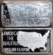 Cliff Dwellings' Art Bar by Hamilton Mint. THUMBNAIL