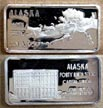 Alaska' Art Bar by Hamilton Mint.