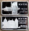 New York' Art Bar by Hamilton Mint.