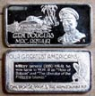 Gen. Douglas MacArthur' Art Bar by Hamilton Mint.