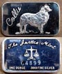 Collie' Art Bar by Justice Mint.
