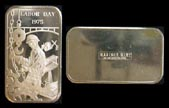 Labor Day 1975' Art Bar by Madison Mint. THUMBNAIL