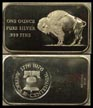 Buffalo' Art Bar by Madison Mint. THUMBNAIL