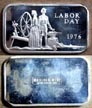 Labor Day' Art Bar by Madison Mint. THUMBNAIL