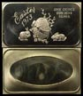 Easter 1973' Art Bar by Madison Mint. THUMBNAIL