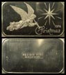 Christmas 1974' Art Bar by Madison Mint. THUMBNAIL