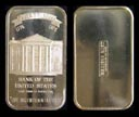Bank Of The United States' Art Bar by Madison Mint. THUMBNAIL