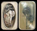 Christmas 1972' Art Bar by Madison Mint. THUMBNAIL