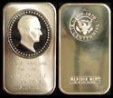 Calvin Coolidge' Art Bar by Madison Mint. THUMBNAIL