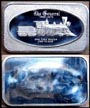 General - 1862 (Classic Locomotive)' Art Bar by Madison Mint.