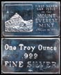 Mount Everest Mint First Bar' Art Bar by Mount Everest Mint. THUMBNAIL