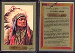 Chief Sitting Bull by Gregory Perillo; 1 g 999.9 Gold