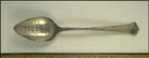 Washington's Mansion, Mt. Vernon, Virginia Souvenir Spoon