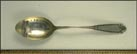 N.Y. Peace Monument, Chattanooga, Tennessee Souvenir Spoon