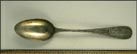 Old Bell Tower, Tacoma, Washington Souvenir Spoon