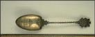Fort Pitt 1764, Pittsburgh, Pennsylvania Souvenir Spoon THUMBNAIL