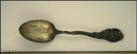 St. Marys of the Woods, State Seal, Terre Haute, Indiana Souvenir Spoon